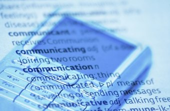 Communication is an important part of a business.