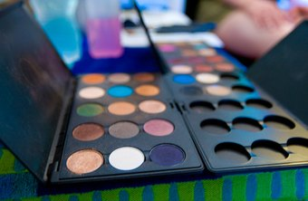 Eye shadow is a popular product among consumers.