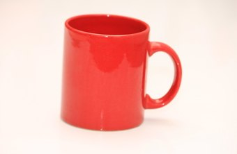 Branded mugs are useful and visible, making them an effective giveaway.
