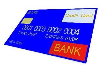 Set up a credit card machine to increase your business.