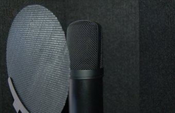Running a recording studio requires professional facilities, equipment and expertise.