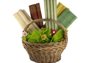 Rake in profits with a gift basket business.
