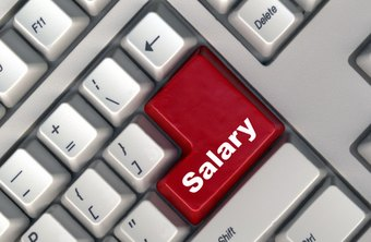 Job evaluations relate to employee salaries.