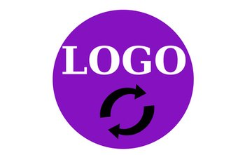 A logo establishes a company brand.