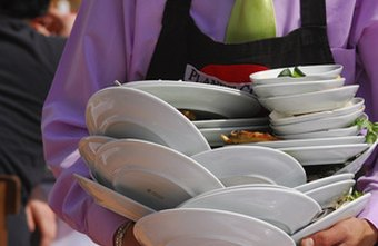 Guidelines for restaurant staff help prevent accidents.