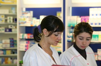 Inventory and staff make up most of a pharmacy's costs.