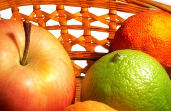 Fruit baskets are a healthy holiday gift for employees.
