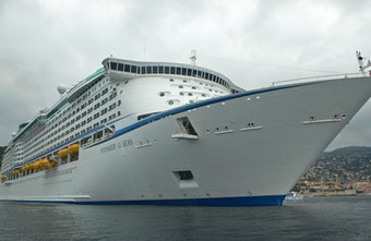 There are many job opportunities on various cruise lines.