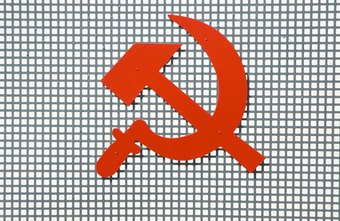 The Soviet Union dominated the communist world until its dissolution in the early '90s.