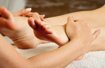 A warm and professional atmosphere will go a long way in a reflexology business.