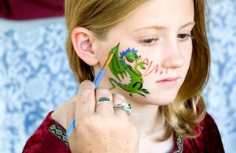 How to start a face painting business for Face painting business