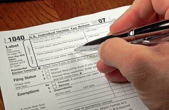 Sole proprietors can deduct business expenses using IRS Schedule C, which is filed with an individual tax return.