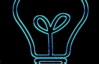Discover How To Turn The Light Bulb On In Your Head For New Home Business Ideas