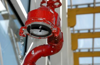 Maintain indoor fire sprinkler systems with the help of a main drain test.