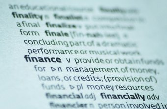 Business finance basics are important to understand.