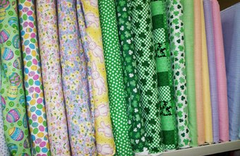 Offer fabric bolts and individual fat quarters for purchase.
