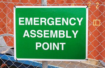 Develop emergency procedures to protect your workers and customers.