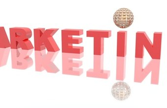 Marketing helps the business world go round.
