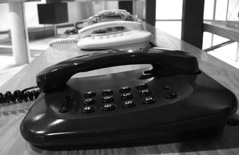 Businesses rely on telephones of various types.