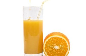 Metaphors are frequently used in advertising to sell products such as orange juice.