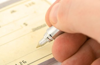 Request a copy of a check stub as proof of a financial transaction.