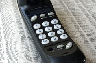 Telephone books are separated into two parts, the white pages and the yellow pages.