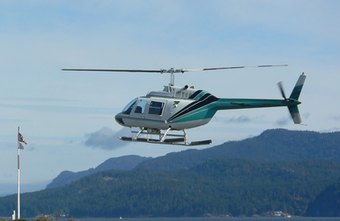 Sightseeing helicopter tours can offer a fresh perspective on a familiar area.
