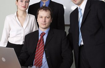 A suit and tie is standard workplace attire in many businesses.