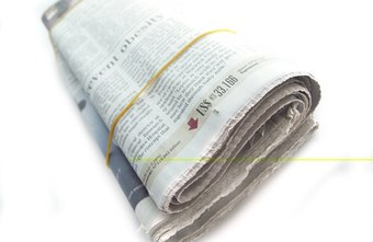 Print advertising is an original, but successful, advertising method that businesses employ.