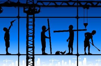 A large construction project requires teamwork from everyone, including the owners and architect.