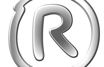 Create a registered trademark symbol in a matter of seconds.