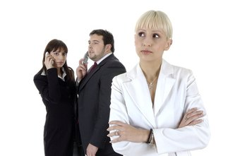 Employee harassment guidelines prohibit inappropriate workplace behavior.
