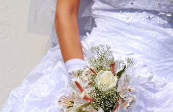 Become a member of the wedding industry by opening a bridal shop.