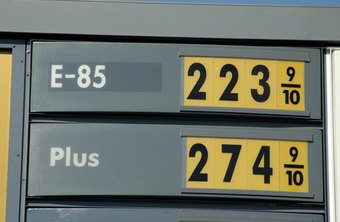 Gas stations generally make earn profit on gas sales when gas prices are high.