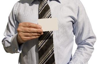 Make sure your business card commands attention.