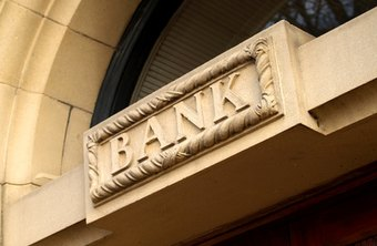 Commercial banks hold deposit accounts for individuals and businesses.