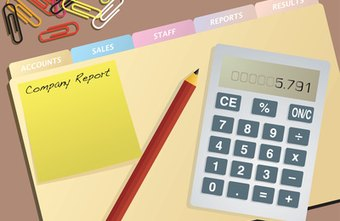 Each quarter, accountants compile financial statements.
