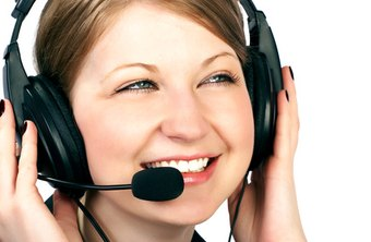 A smile on the phone may translate to the customer.