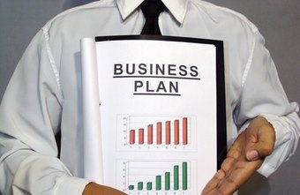 A business plan gives you a sense of purpose.