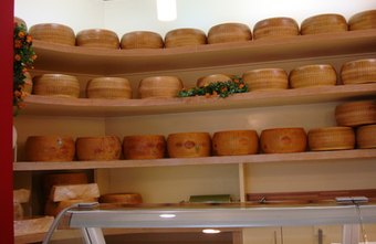 If you're a cheese enthusiast, open a cheese shop or a wine & cheese store.