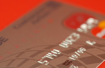 Smaller business expenses can be financed with a corporate credit card.