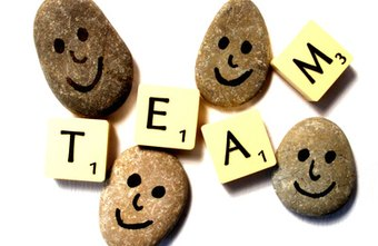 Team building activities can help to build team cohesiveness even among large groups.