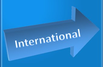 International marketing is a direction in which many U.S. companies want to go.