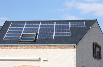 Solar power can save a business hundreds of dollars on its electricity bill.