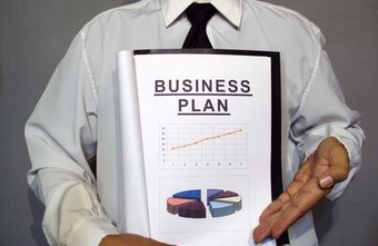 Organization is the key to formatting a business plan.