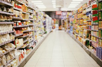 Groceries need financing for fixtures and inventory, among other investments.