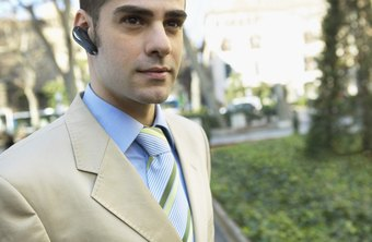 Bluetooth headsets help you remain as mobile as possible.