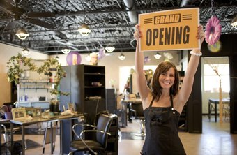 Grand opening events provide an opportunity to create a buzz regarding your business.