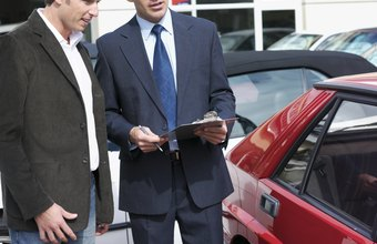 Selling used cars requires knowledge in paperwork processing.