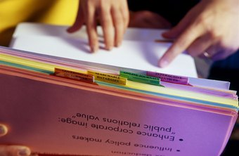 Using color-coded files helps organize your job search in different industries.